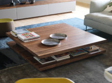 solid wood coffee tables for sale modern