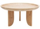 solid wood coffee tables for sale round designs