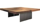 solid wood coffee tables for sale square