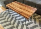 unfinished wood coffee table legs pin