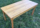 unfinished wood coffee table legs rectangular