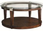 wood coffee table base only for round glass tops ideas