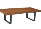 wood coffee table base only log rectangular wood tops