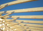 wooden roof trusses wood roofing materials wooden roof frame