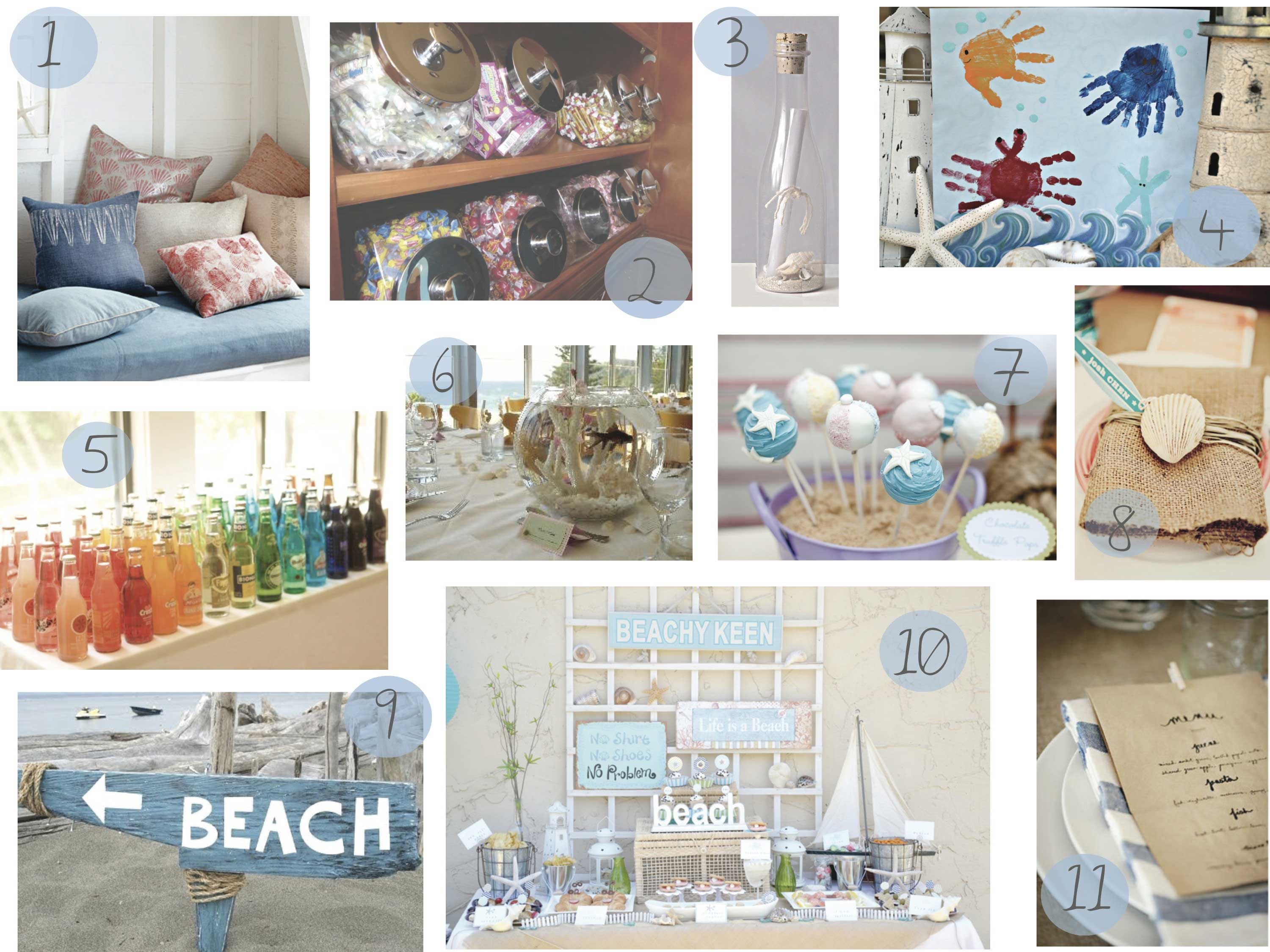 Beach Theme Decor-beach-party