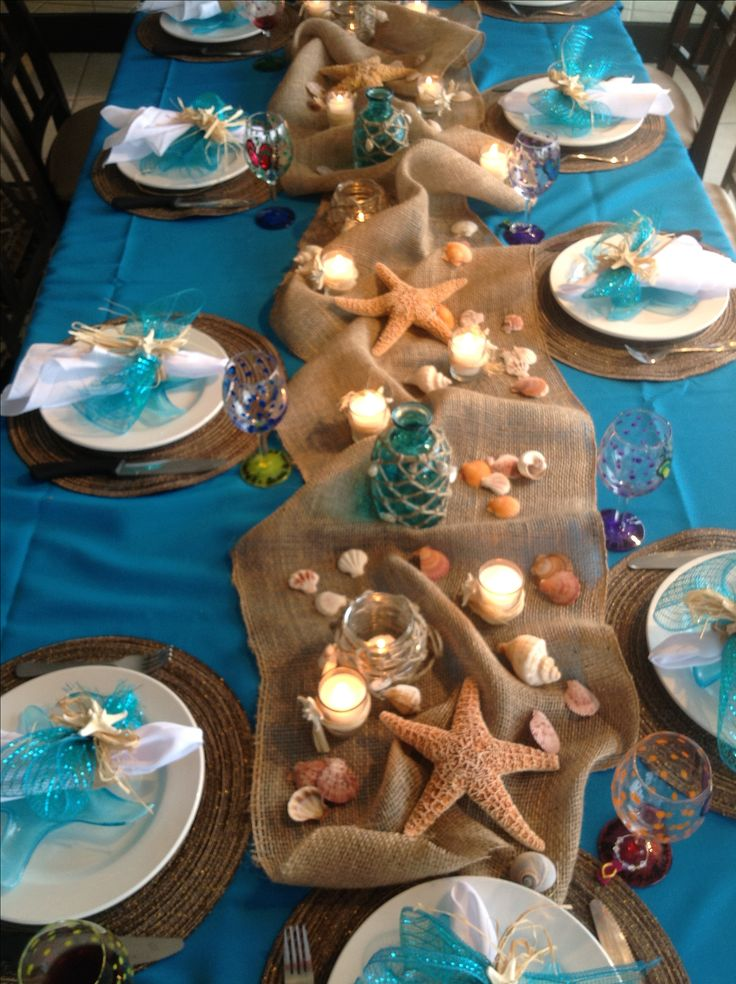 Beach Theme Decor-beach room decor-dining room