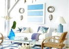 Beach Theme Decor traditional beach themed living room design featuring seagrass chair beach theme decor for living room