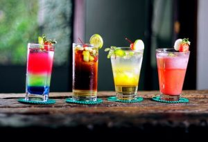 Beach Themed Party Decorations drink beverage cocktail ideas