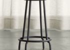 Crate And Barrel Bar Stools Round Ebay