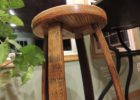 Crate And Barrel Bar Stools Wooden Canada