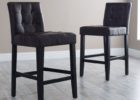Crate And Barrel Bar Stools with Cushions