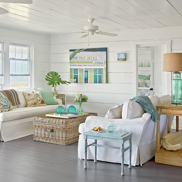 Decorating Themes-beach-decor-modern-beach-cottage-living-room-ideas-small living room decorating ideas