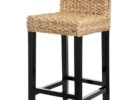 Heavy Duty Commercial Bar Stools Wooven Backs