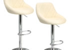 Heavy Duty Commercial Bar Stools with Backs Adelaide