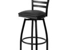 Heavy Duty Commercial Bar Stools with Backs Florida