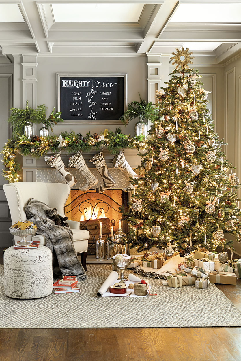 Winter Home Decor Ideas-fireplace-christmas-decorations-fascinating-living-room-modern-for-inspiring-winter-ideas-australia
