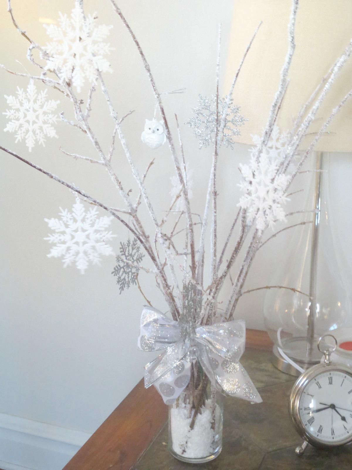 Winter Home Decor Ideas-interior-design-view-winter-themed-party-decorations-home