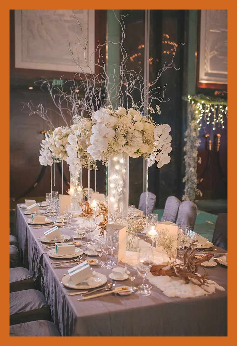 Winter Tablescape and Cenbest-wedding-cakes-winter-themed-table-decorations-pict-for-diy-wonderland-style-and-inspiration