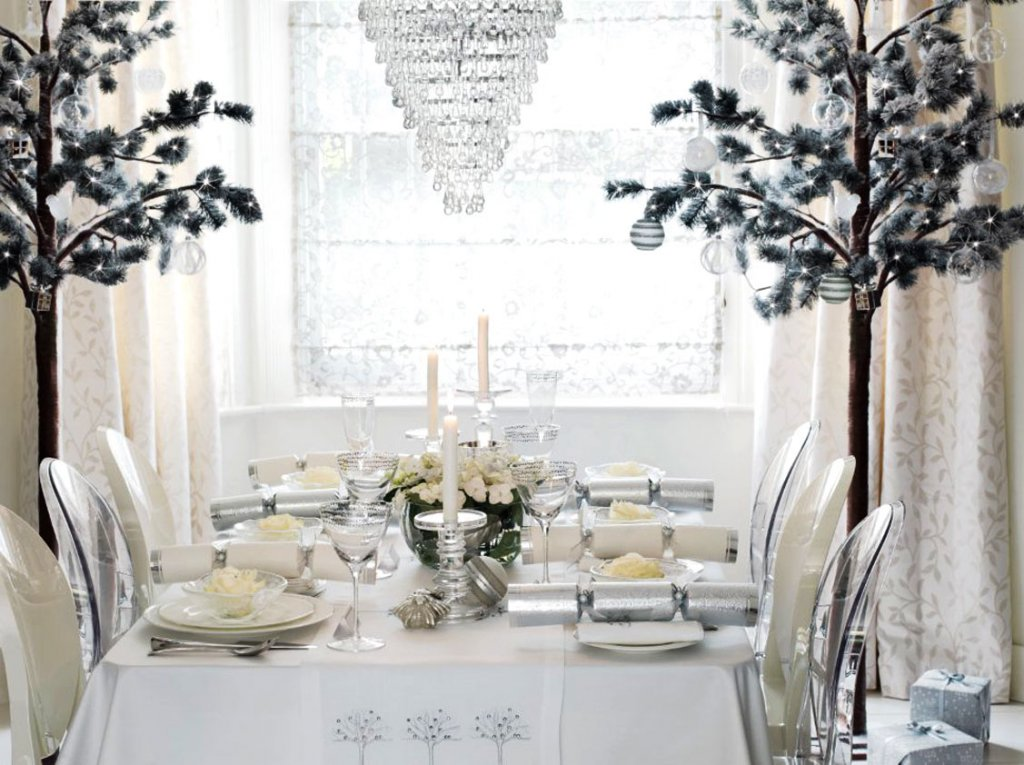 Winter Tablescape and Centerpieces Decorations Ideas-winter-wonderland-themed-decorations-all-home-ideas
