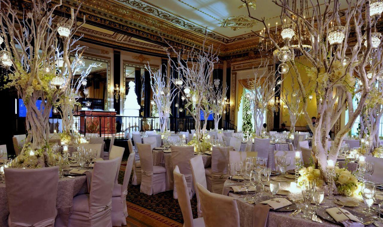 Winter Themed Wedding Ideas-wedding-table-decorations-winter-theme-wedding-table-centerpieces-winter
