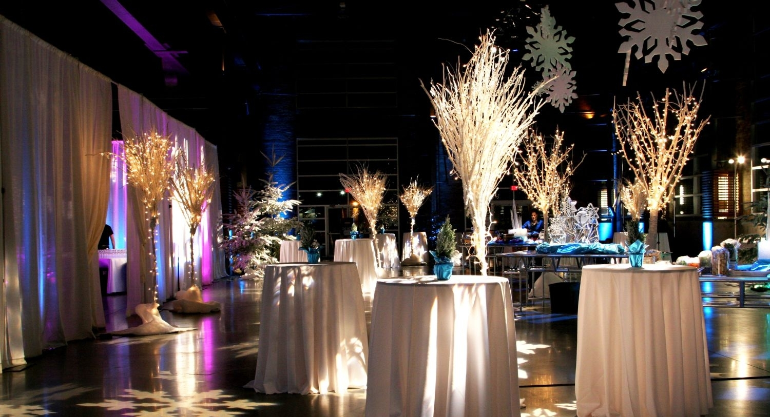 Winter Themed Wedding Ideas