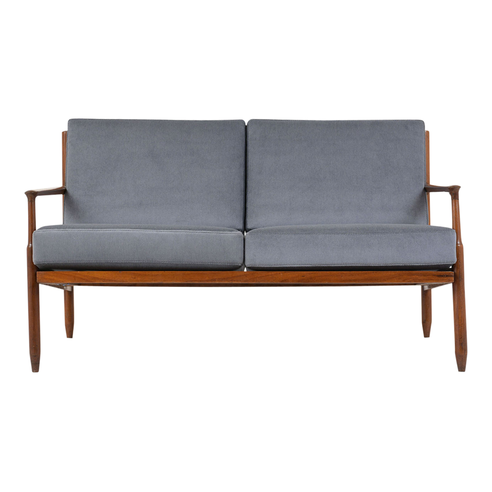 awesome Mid Century Modern Loveseat