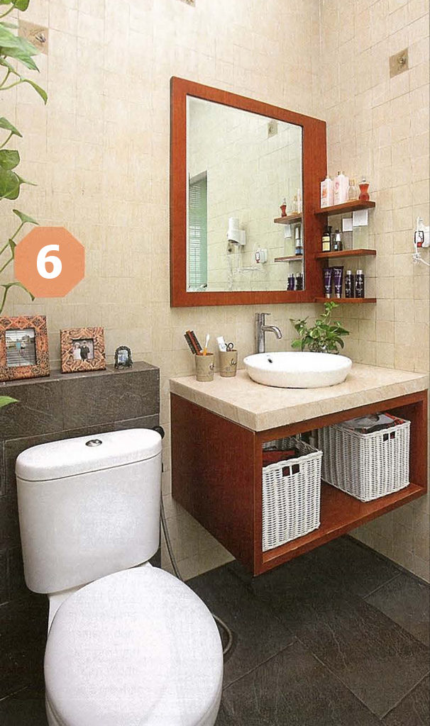 10 Bathroom Storage Ideas for Small Spaces Solutions | Raysa House