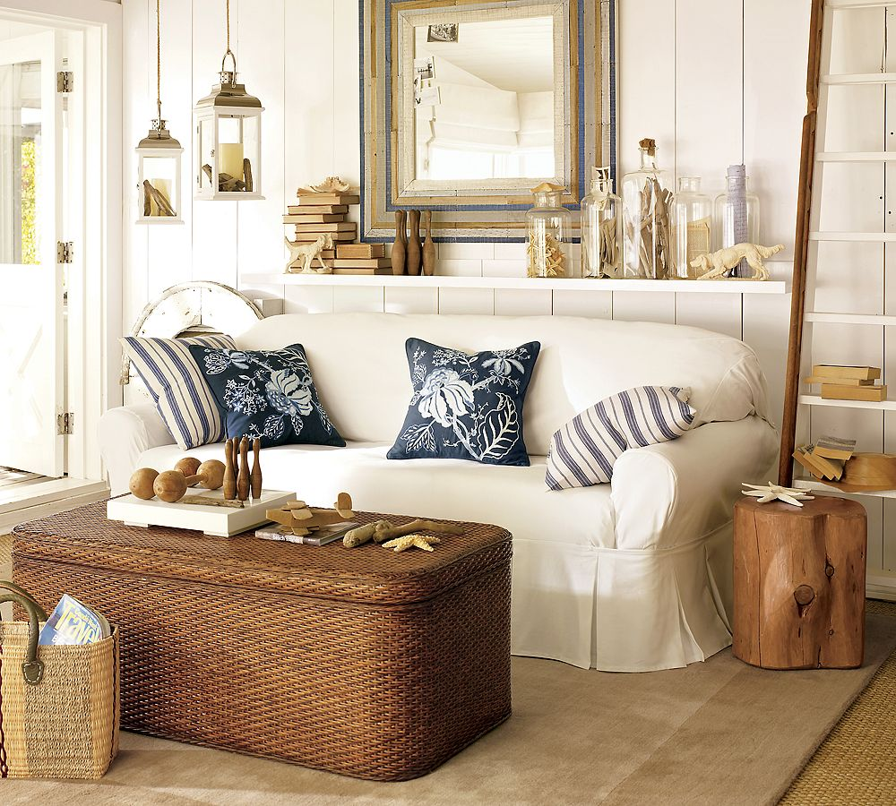 beach-home-decor-nautical decor ideas