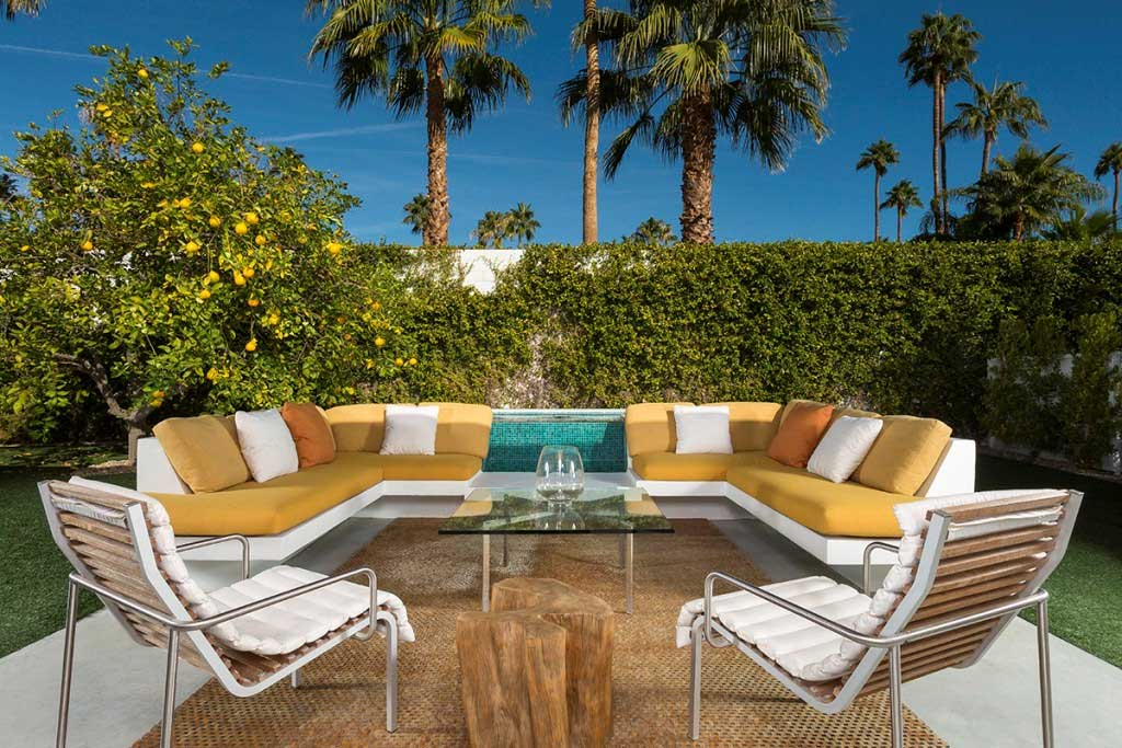 6 Mid Century Modern Patio Furniture Ideas For A Perfect Outdoor Lounge | Raysa House