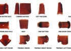 clay roof tiles cost composite roof tiles home depot roofing materials