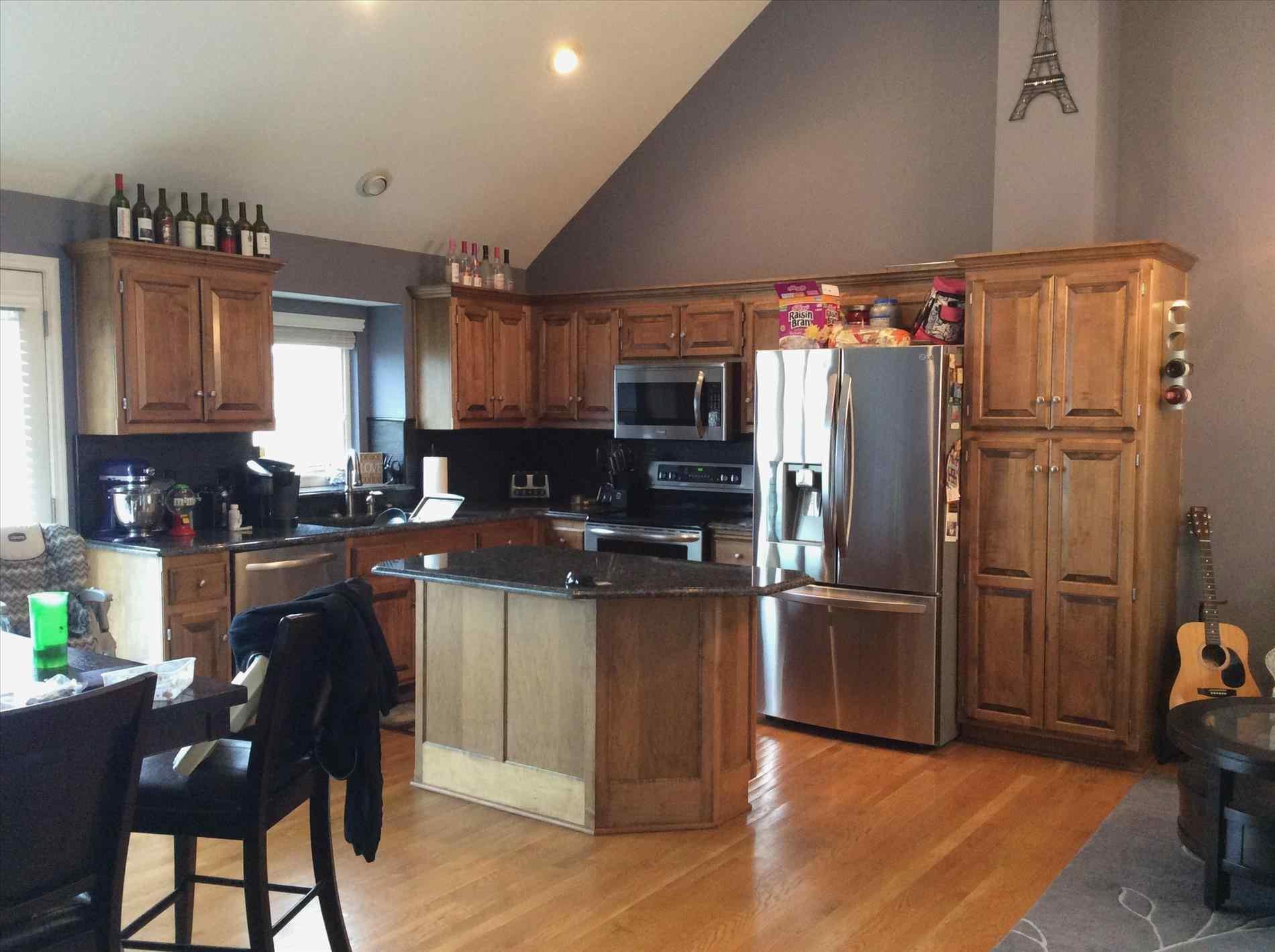 Cafe-Style-Kitchen-Decor-design-kitchen decor theme ideas
