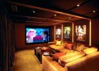 home theater wall decor