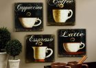 kitchen decor theme ideas coffee themed kitchen decor