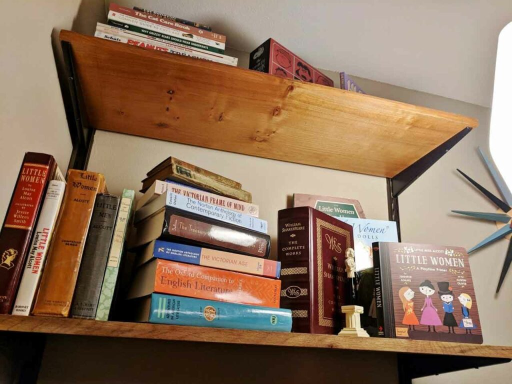 Guide to Build Mid Century Modern Bookcase | Raysa House