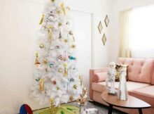 5 Mid Century Modern Christmas Tree Ideas For Holiday Celebration | Raysa House