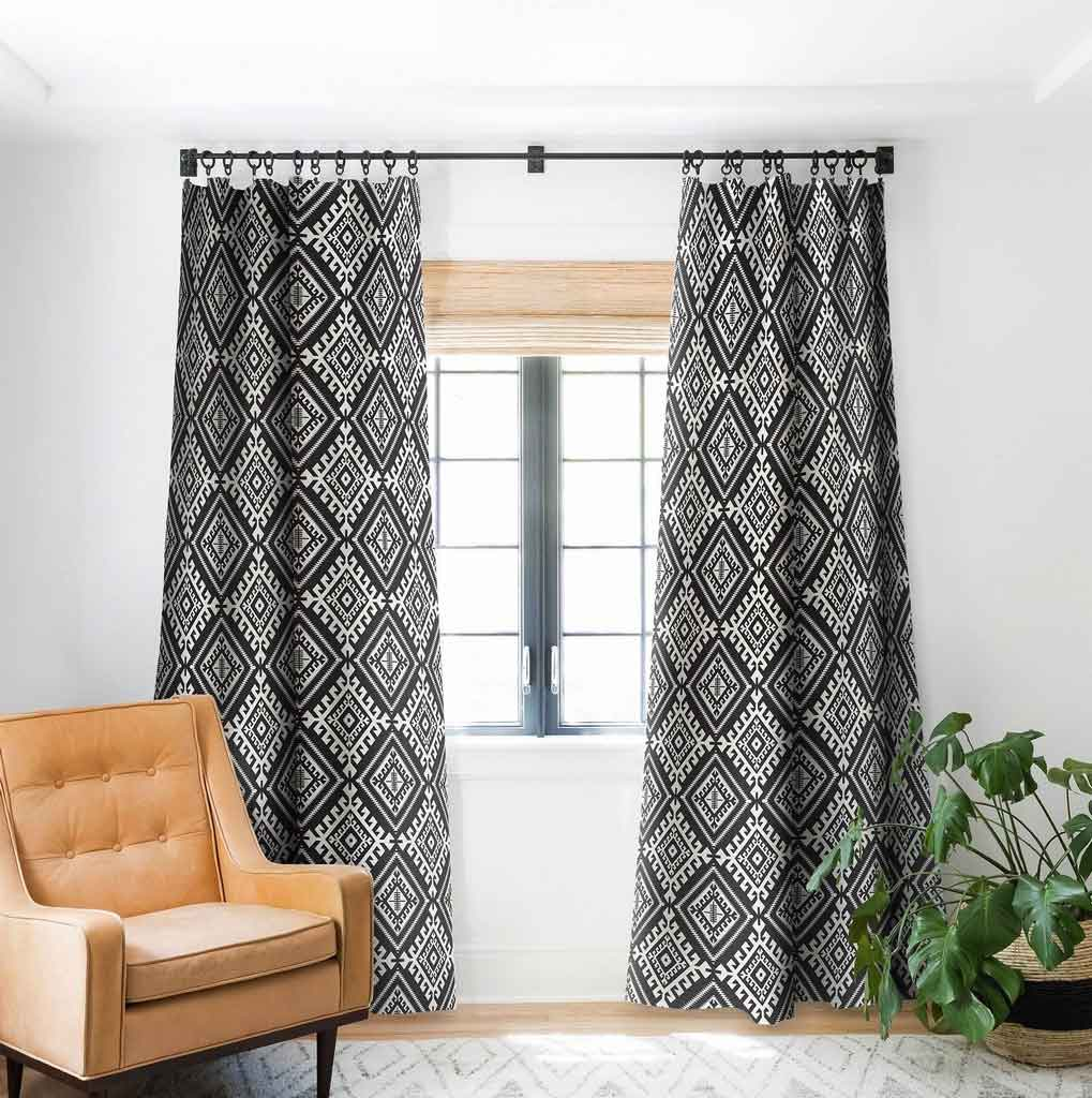 Here Are 5 Mid Century Modern Curtains That You Should Buy ASAP| Raysa House