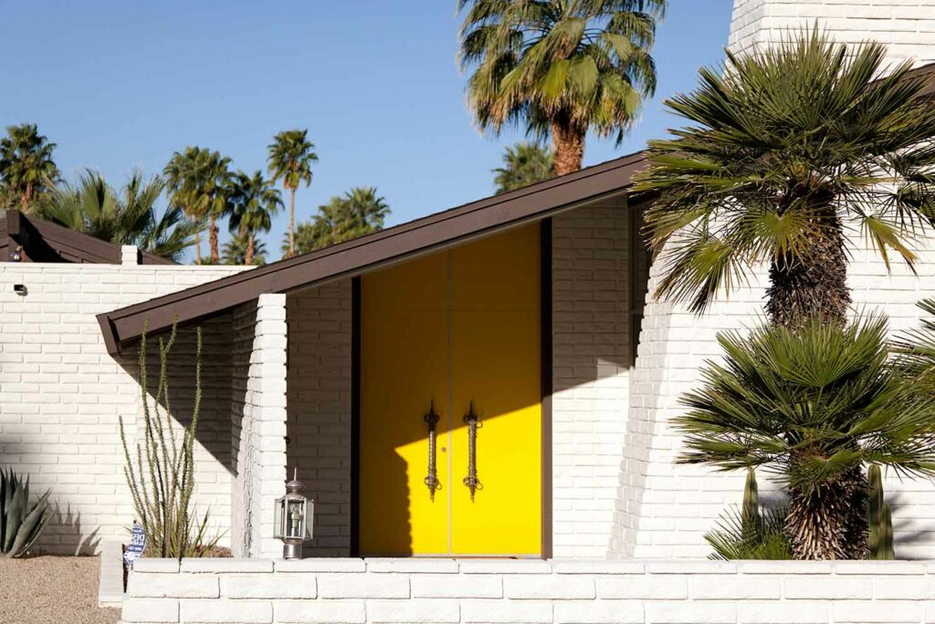 Mid Century Modern House Key Features And Characteristics | Raysa House