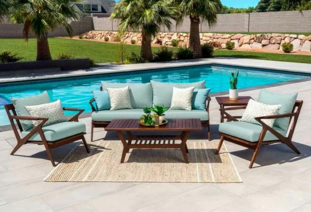 Five Ways to Enhance Your Space Look with Mid Century Outdoor Furniture | Raysa House