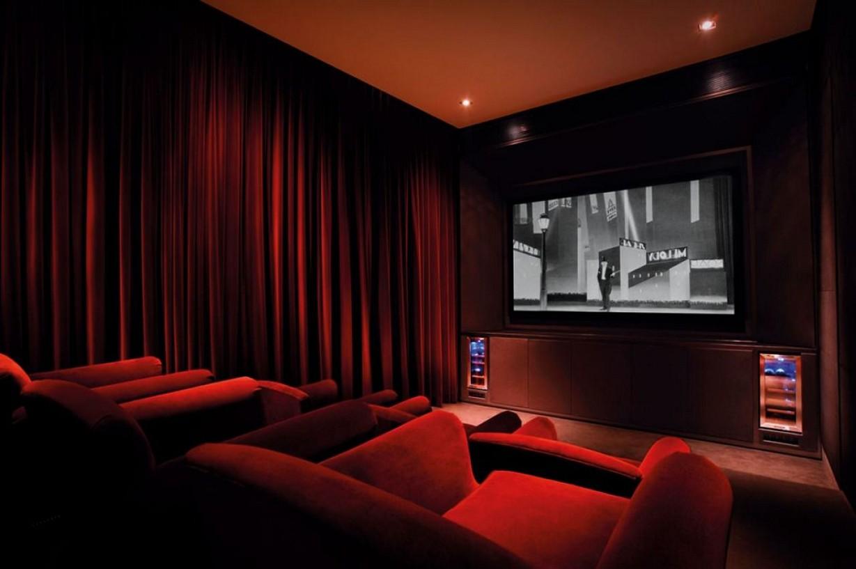 movie room decor