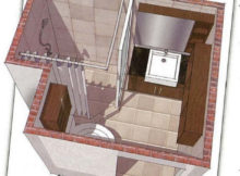 15 Tips to Remodel Small Bathroom with Feng Shui Rules   Raysa House
