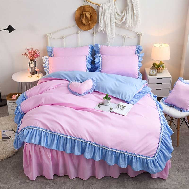 Add Comfy and Feminine Vibe With Simply Shabby Chic Bedding Ideas | Raysa House