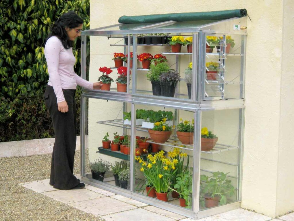 5 Small Lean to Greenhouse Types That You'll Love | Raysa House