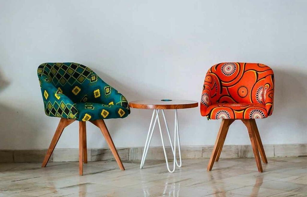 Get to Know Types of Mid Century Modern Upholstery Fabric  Raysa House