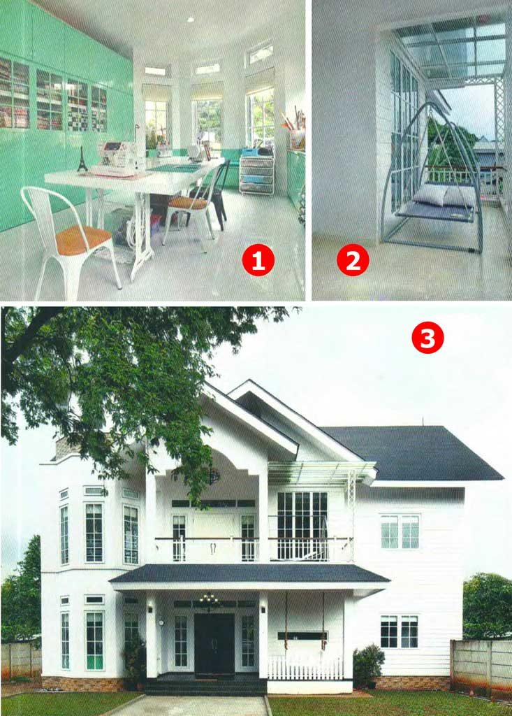 Country House Style For Tropical Climates With Integrated Spaces | Raysa House