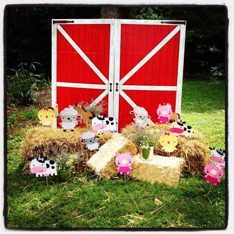 farm-animals-birthday-party-ideas-wild horse party supplies-horse birthday party