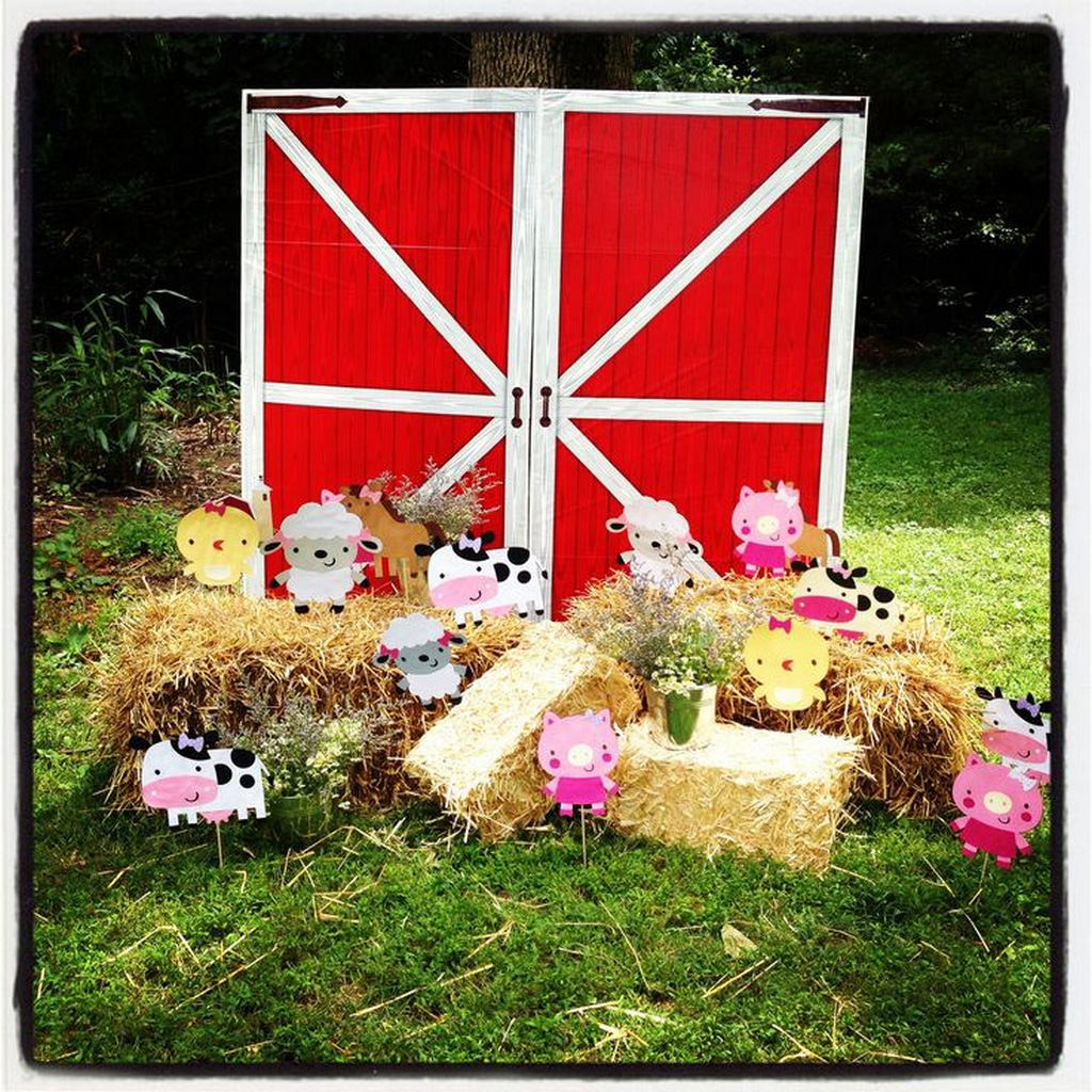 farm-animals-birthday-party-ideas-wild horse party supplies-horse birthday party
