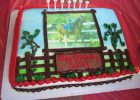 horse themed cakes Birthday Cake horse themed party decorations