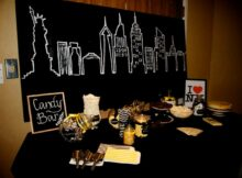 Fun and Memorable, Here Are Top 5 New York Theme Party Decorations | Raysa House
