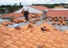 roof tile types pictures how to install tile roof underlayment tile roof installation guide