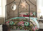 Black Canopy Bed Curtains 16